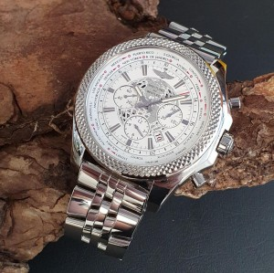 Breitling Bentley FULL SET NEW SERVICE Ref. AB0521
