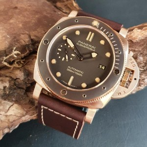 Panerai Luminor Submersible Bronzo Ref.PAM968
