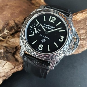 Panerai Luminor Marina Logo PAM0005 FULL SET Ref. OP6617