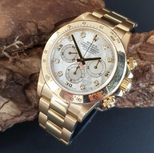 Rolex Daytona MOP FULL SET Ref. 16528