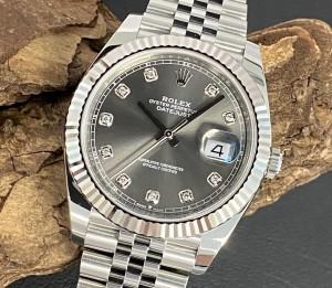 Rolex Oyster Perpetual Datejust 41 Ref.126334