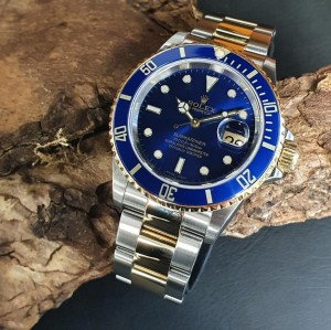 Rolex Submariner Date FULL SET Ref. 16613