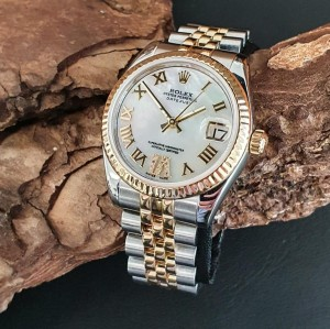 Rolex Datejust 31mm FULL SET LC100 Ref. 178273