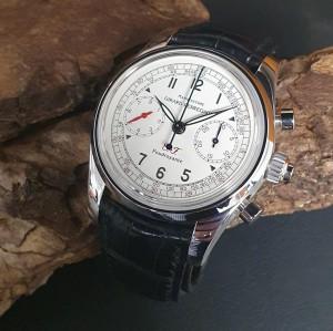 Girard Perregaux Scuderia Ferrari Foudroyante Chronograph Split Second FULL SET Ref. 9020