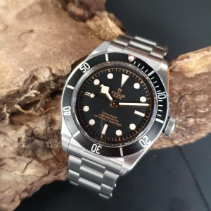 Tudor Heritage Black Bay 41mm FULL SET Ref. 79230N