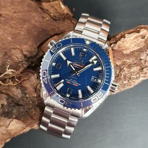 Omega Seamaster Planet Ocean Co-Axial 39,5 mm FULL SET Ref. 21530402003001