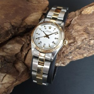Rolex Oyster Perpetual Lady 26mm FULL SET Ref. 6619