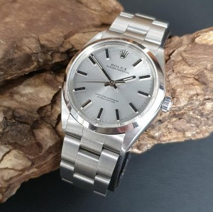 Rolex Oyster Perpetual 34mm FULL SET Ref. 1002