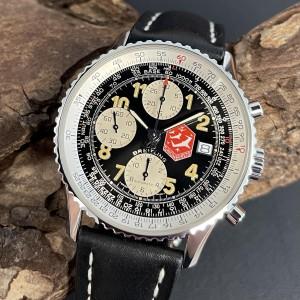 "Breitling Old Navitimer Ltd. Edition ""Snowbirds"" Ref. A13022"