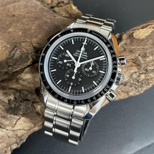 "Omega Speedmaster ""Moonwatch"" FULL SET Ref. 31130423001006"