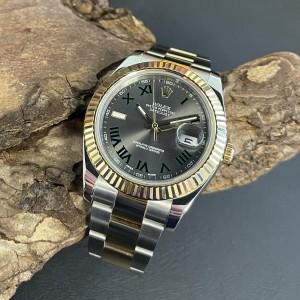 "Rolex Datejust II ""WIMBLEDON"" Ref. 116333"