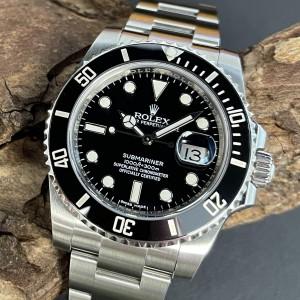 Rolex Submariner Date FULL SET LC100 Ref. 116610LN
