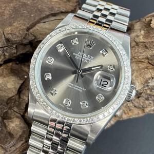 Rolex Datejust 36mm FULL SET LC100 Ref. 16220