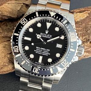 Rolex Sea-Dweller 4000 FULL SET LC100 Ref. 116600