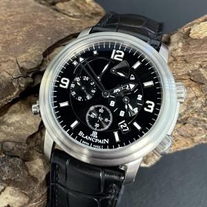 Blancpain Léman Réveil GMT Ref. 2041-1230