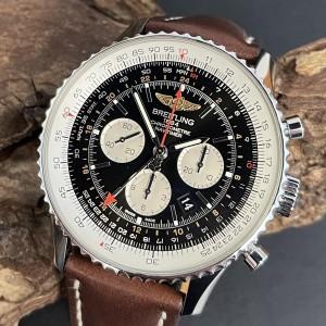 Breitling Navitimer GMT FULL SET Ref. AB044121