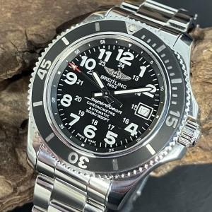 Breitling Superocean II 42mm FULL SET Ref. A17365C9