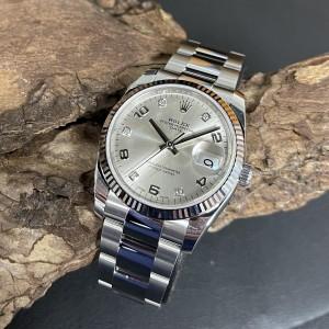 Rolex Date FULL SET Ref. 115234