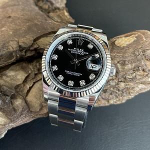 Rolex Datejust 36mm FULL SET Ref. 126234