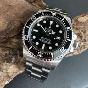 Rolex Sea-Dweller Deepsea FULL SET Ref. 116660