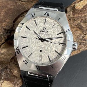 Omega Constellation Co-Axial FULL SET Ref. 13112412106001