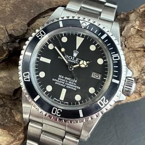 Rolex Sea-Dweller FULL SET Ref. 1665