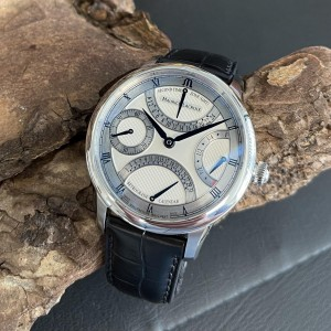 Maurice Lacroix Double Retrograde FULL SET Ref. MP6578-SS001-131