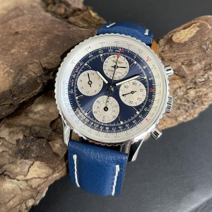 Breitling Navitimer Twin Sixty FULL SET Ref. A39022