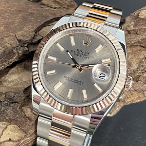 Rolex Datejust 41mm FULL SET Ref. 126331