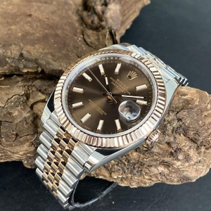 Rolex Datejust 41 FULL SET LC100 Ref. 126331