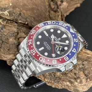 """Rolex GMT-Master II """"Pepsi"""" FULL SET Ref. 126710BLRO"""