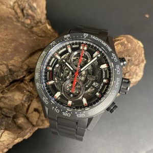 Tag Heuer Carrera Calibre Heuer 01 Ref. CAR2090BH0729