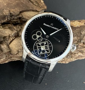 Maurice Lacroix Roue Carre Masterpiece Ref. MP7158-SS001-900