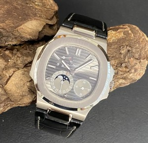 Patek Phillipe Nautilus Moonphase Ref. 5712G-001