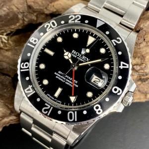 Rolex GMT-Master Vintage - NATO - Spider Ref.16750