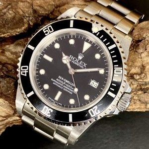 Rolex Sea-Dweller Vintage  - Triple Six - Fullset - Ref. 16660