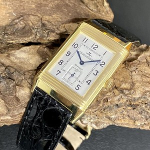 Jaeger-LeCoultre Reverso Grande Taille Gold Ref. 270.1.62