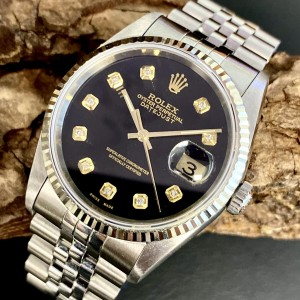 Rolex Oyster Perpetual Datejust 36  Ref. 16234
