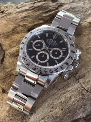 Rolex Oyster Perpetual Cosmograph Daytona - A Serie  Ref. 16520