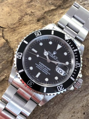 Rolex Oyster Perpetual Submariner Date Ref. 16610