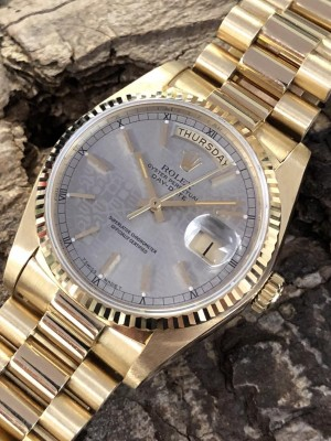 Rolex Oyster Perpetual Day-Date  Ref. 18038