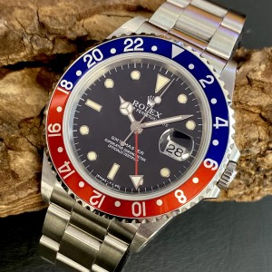 Rolex Oyster Perpetual GMT-Master Ref. 16700