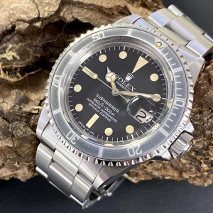 Rolex Oyster Perpetual Submariner Date Vintage Ref. 1680