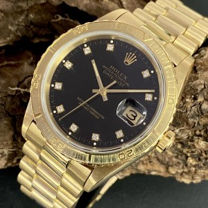 Rolex Oyster Perpetual Datejust Turn-O-Graph Ref. 16258
