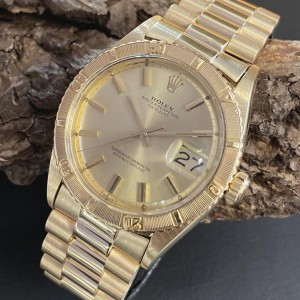Rolex Oyster Perpetual Datejust Turn-O-Graph Ref. 6609