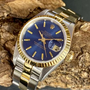 Rolex Oyster Perpetual  Datejust 26 Lady Ref. 69173