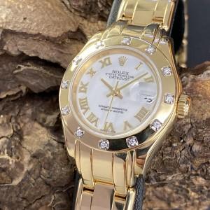 Rolex Pearlmaster Lady Ref. 69318
