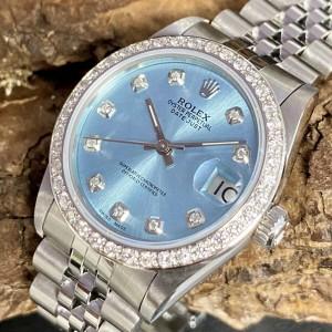 Rolex Oyster Perpetual Datejust Medium Ref. 68240