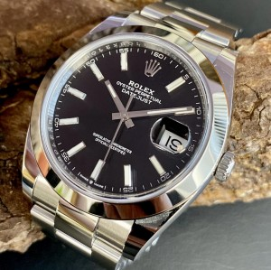 Rolex Oyster Perpetual Datejust 41 FULL SET Ref. 126300