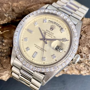 Rolex Oyster Perpetual Day-Date Vintage Ref. 1804